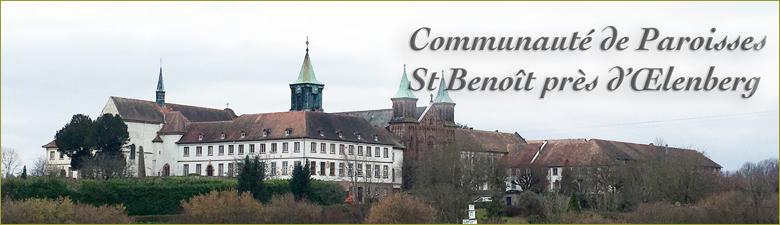 CP St Benoît près d'Oelenberg