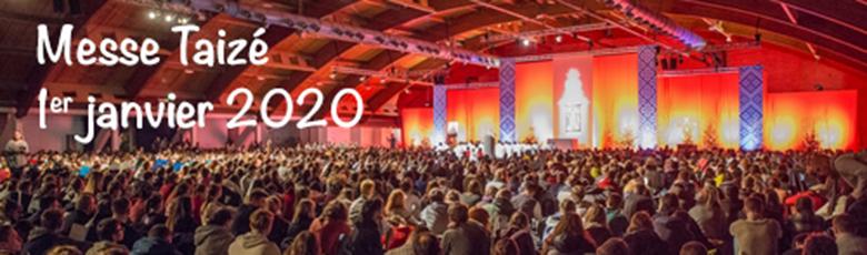 Messe Taizé 2020